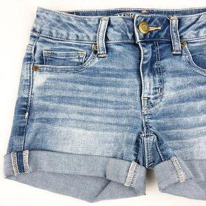 AEO Midi Super Stretch Shorts